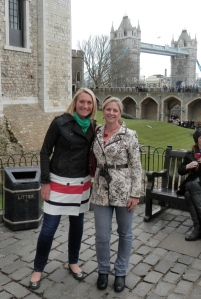 London me and elaine
