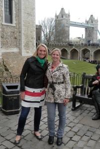 London me and elaine