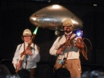 Great Steampunk costumes...Leadded Zepplin