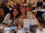 Beth Ciotta and Cathy Clamp