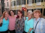 L to R: Lee Williams Watts, Chloe Neill, Sierra Dean, Faith Hunter, Jeanne Stein