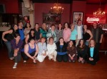 I need to add tags, but here's the fabulous bunch from Chloe Neill's birthday party at the Acme Oyster House