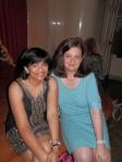 The fabulous (both of them) Nalini Singh and Nephele Tempest.