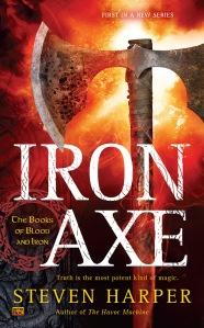 Iron Axe final