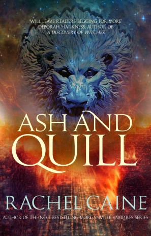 Ash and Quill UK cover
