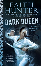 Dark Queen Cover
